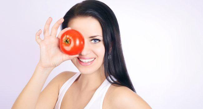 tomato facial masks